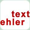 Avatarbild von textfehler